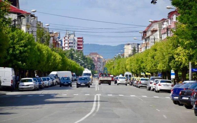 O investiție de 10,5 mil. euro la Bistrița, cu pasaj subteran,  asfalt nou și piste pentru bicicliști
