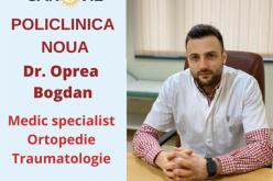 Un nou medic ortoped la Sanovil