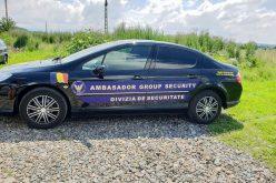 O firmă din Mureș asigură pază și protecție pentru Primăria Bistrița