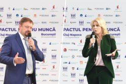 Pactul pentru muncă. Împreună reconstruim România!
