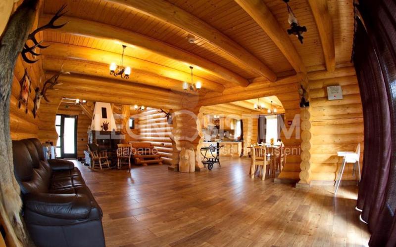 Direcția Silvică Bistrița reia vânzarea a trei cabane și a atelierului de prelucrat răchită