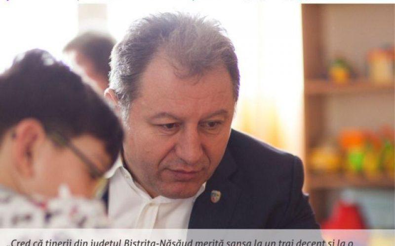 Radu Moldovan: În ultimii 8 ani în BN au fost făcute investiții de 110 mil. euro în educație