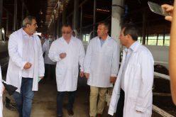 Ministrul Agriculturii a vizitat Pombis, Agro-Ardeal și fabrica de lapte a companiei Centana