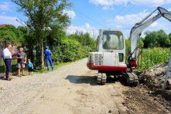 În ce stadiu sunt lucrările pentru extinderea iluminatului public în Bistrița