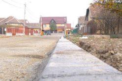 Investiții de 7,4 mil. lei în drumuri la Miceștii de Câmpie