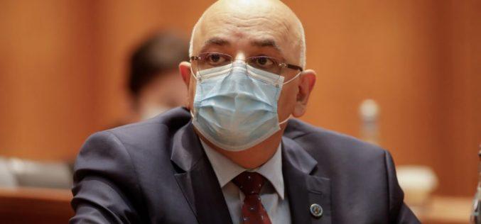 Ce spune Raed Arafat despre vaccinul anti-COVID