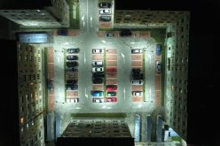 Năsăud: Parcare modernă cu supraveghere video