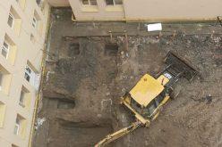 Lazany: Au fost începute lucrările la liftul ce face legătura între UPU și heliport