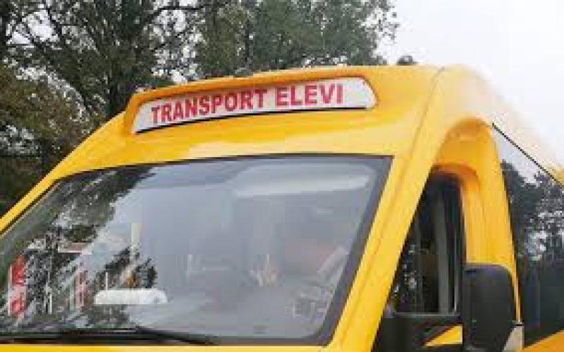Primăria Bistrița caută o firmă care să asigure transportul elevilor la școală