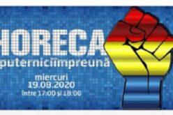 Protest HORECA: angajații închid barurile și terasele și ies în stradă