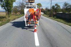 Consiliul Județean oferă 15,5 mil. lei pentru lucrări de siguranță pe drumurile județene