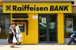 Profitul Raiffeisen Bank a scăzut de la 384 mil. lei la 280 mil. lei