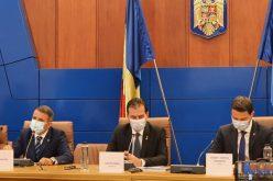 Turc: Am discutat cu premierul Orban despre modernizarea și dezvoltarea Bistriței