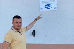 Primarul Paul Știr anunță internet gratuit în zonele publice ale comunei Căianu Mic