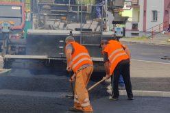 Cristian Niculae: Asfaltarea străzilor este importantă pentru Bistrița