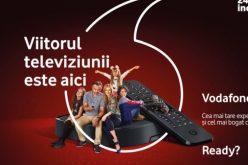 Vodafone lansează un serviciu de televiziune