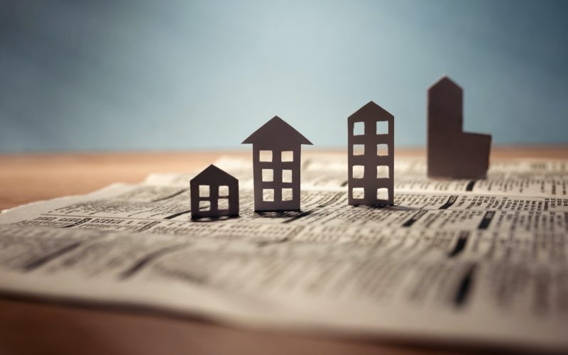 Numărul autorizațiilor de construire emise indică un declin de 18% al pieței imobiliare din Bistrița