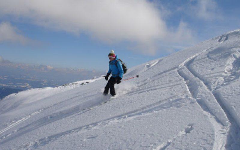 Prundu Bârgăului a schimbat locul viitoarei pârtii de schi și avansează cu documentația