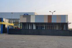 SUBWAY construiește de zor în benzinăria Petrom din Bistrița