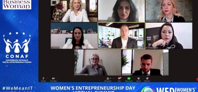 "Femeile din business au celebrat ""Women's Entrepreneurship Day – WED"""
