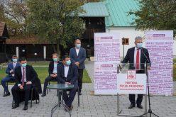 Ioan Deneș (PSD) vrea să clarifice prin lege ce ajutoare primesc antreprenorii în situații de calamități
