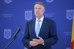 Discursul lui Johannis care obligă Guvernul să facă Autostrada Nordului în 4 ani