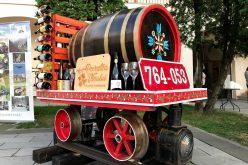 Călătorie online prin cramele podgoriei Lechința, un eveniment marca Mocănița Transilvaniei