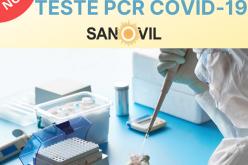 SANOVIL a început diagnosticarea Covid prin metoda RT PCR