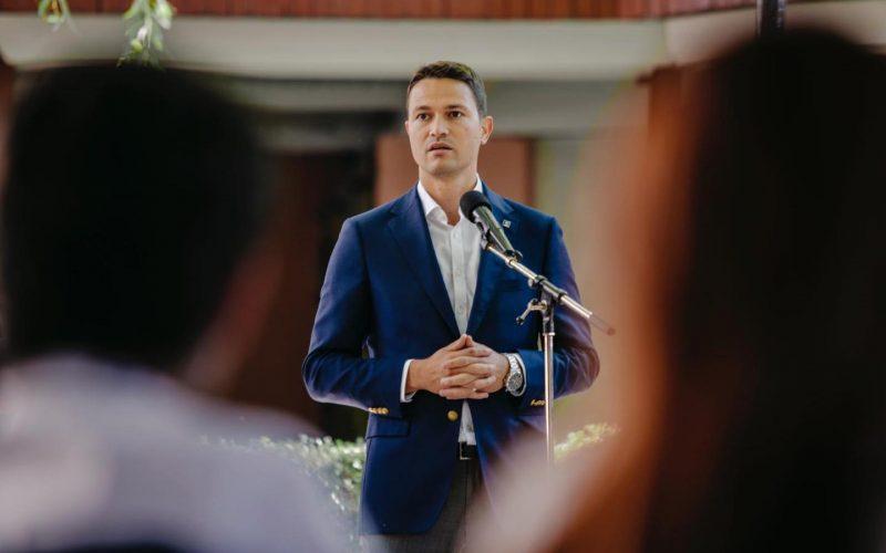 Robert Sighiartău (PNL) confirmă finanțarea de către Guvern a pepinierei de 26,8 mil. euro de la Sărata