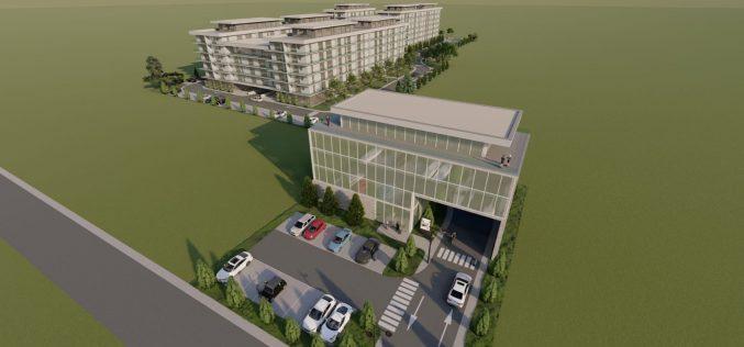 Cum arată marele ansamblu imobiliar ce va crește pe Zefirului, pe terenul Teraplast