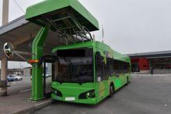 Primăria Năsăud investește 1,3 mil. lei într-un depou pentru autobuzele electrice