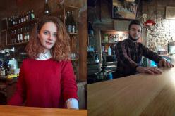 Uneori e despre curaj: Doi tineri nemțeni s-au mutat la Bistrița ca să reînvie spiritul ERIN'S Pub