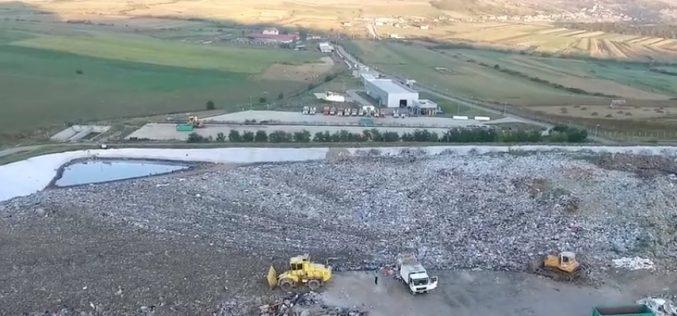 Consiliul Județean vrea să cumpere 8 ha de teren lângă groapa de gunoi de la Tărpiu