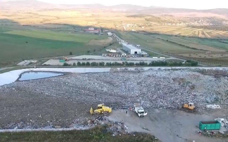 Consiliul Județean investește 1,2 mil. lei la Tărpiu, într-o hală pentru deșeuri reciclabile