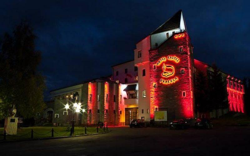 Darius Simionca: Lucrăm la un concept spectaculos pentru Castelul Dracula de la Tihuța!