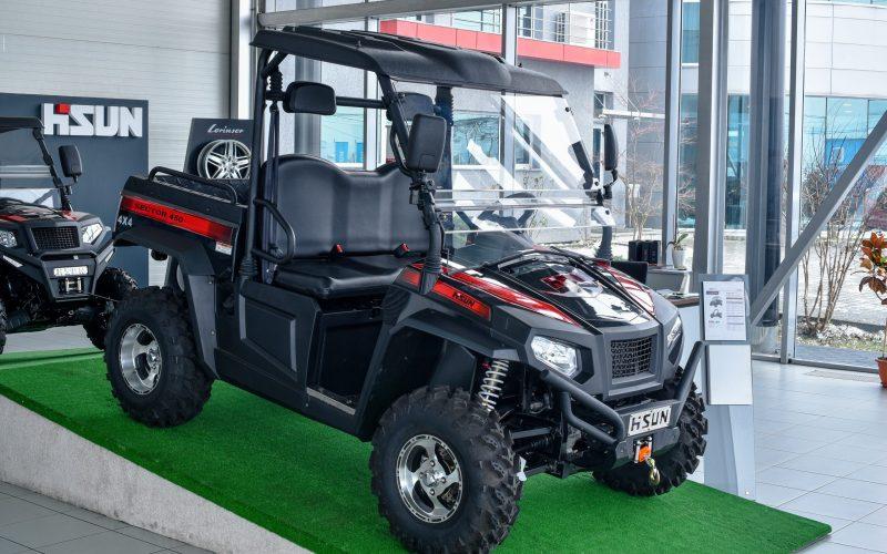 ATP Group intră hotărâtă și în piața ATV-urilor și UTV-urilor, cu brandul HISUN Motors