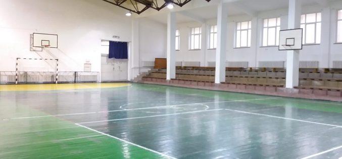 Investiție de 2,5 mil. lei într-o sală de sport la Chiuza. Când e licitația?