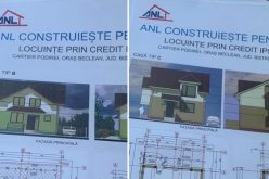 ANL pornește a 5-a licitație pentru construirea a 12 case la Beclean