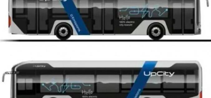 ATP GROUP, prezent și la Bistrița cu MERCEDES, lansează primul autobuz electric românesc