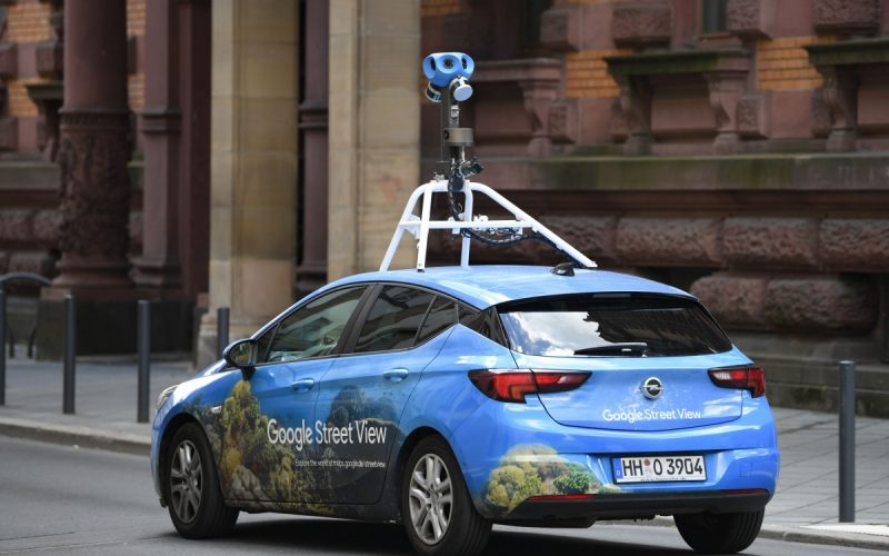 Mașinile GOOGLE revin la Bistrița pentru a actualiza serviciul Street View