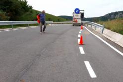 Licitație de 14,8 mil. lei pentru lucrări de siguranță rutieră în Bistrița-Năsăud