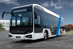UpCity, primul autobuz electric românesc, va fi lansat de ATP în luna mai