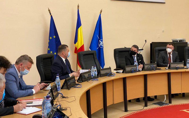 Ministrul Dezvoltării, prezent la Bistrița pentru a vedea ce investiții pot fi preluate de CNI