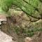 A pornit licitația pentru consolidarea drumului surpat pe Valea Jelnei