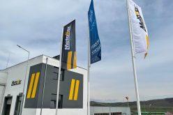 METALLER, producător de tâmplărie PVC și aluminiu, a demarat producția în noua fabrică de lângă Bistrița