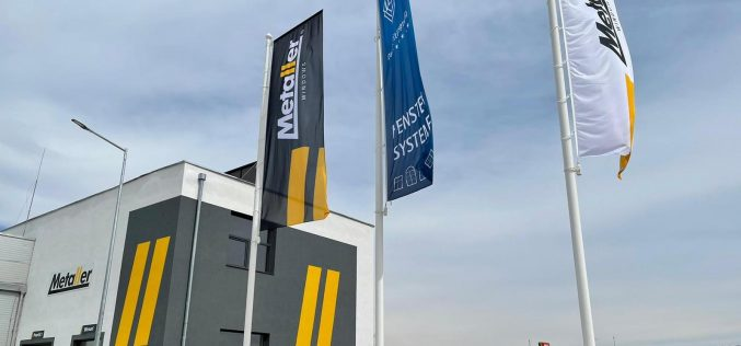 METALLER, cel mai nou brand de tâmplărie PVC și AL, estimează +35% în 2021