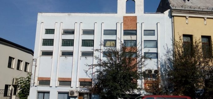 ROMTELECOM și-a scos la vânzare și sediul din Beclean, la preț de casă