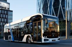 ATP Group a lansat oficial primul autobuz electric românesc