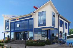 Hotelul DON TUR din Bistrița, scos la vânzare