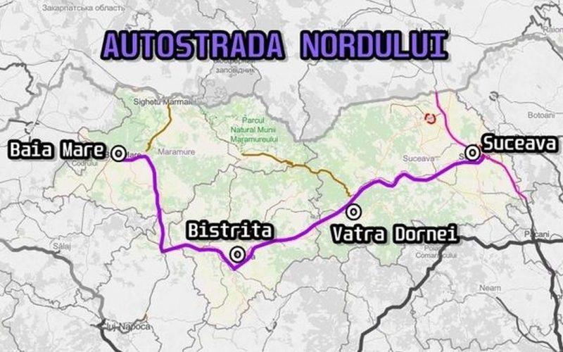 A fost relansată licitația pentru SF-ul drumului de mare viteză Baia Mare – Bistrița